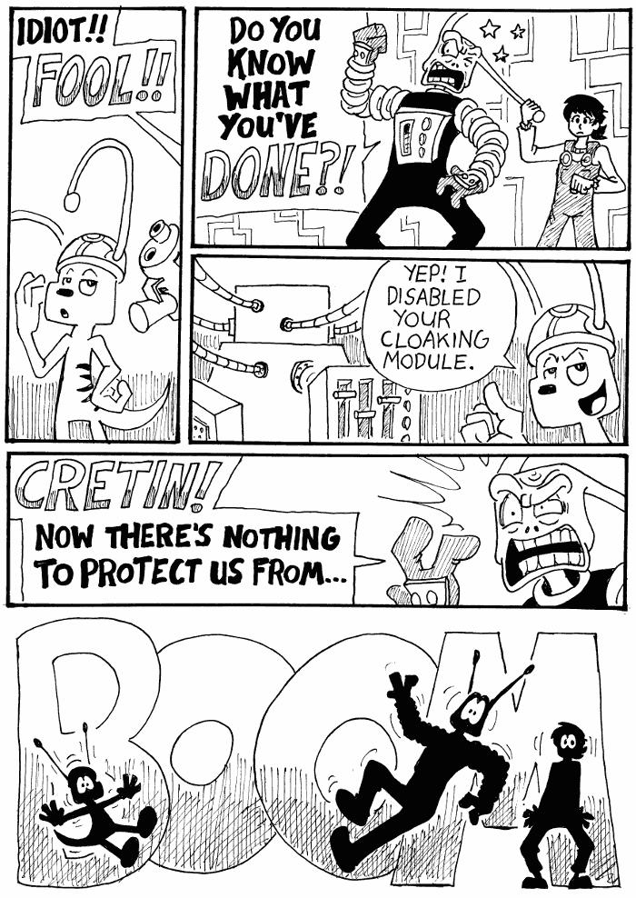 (#82) Idiot, Fool, Cretin