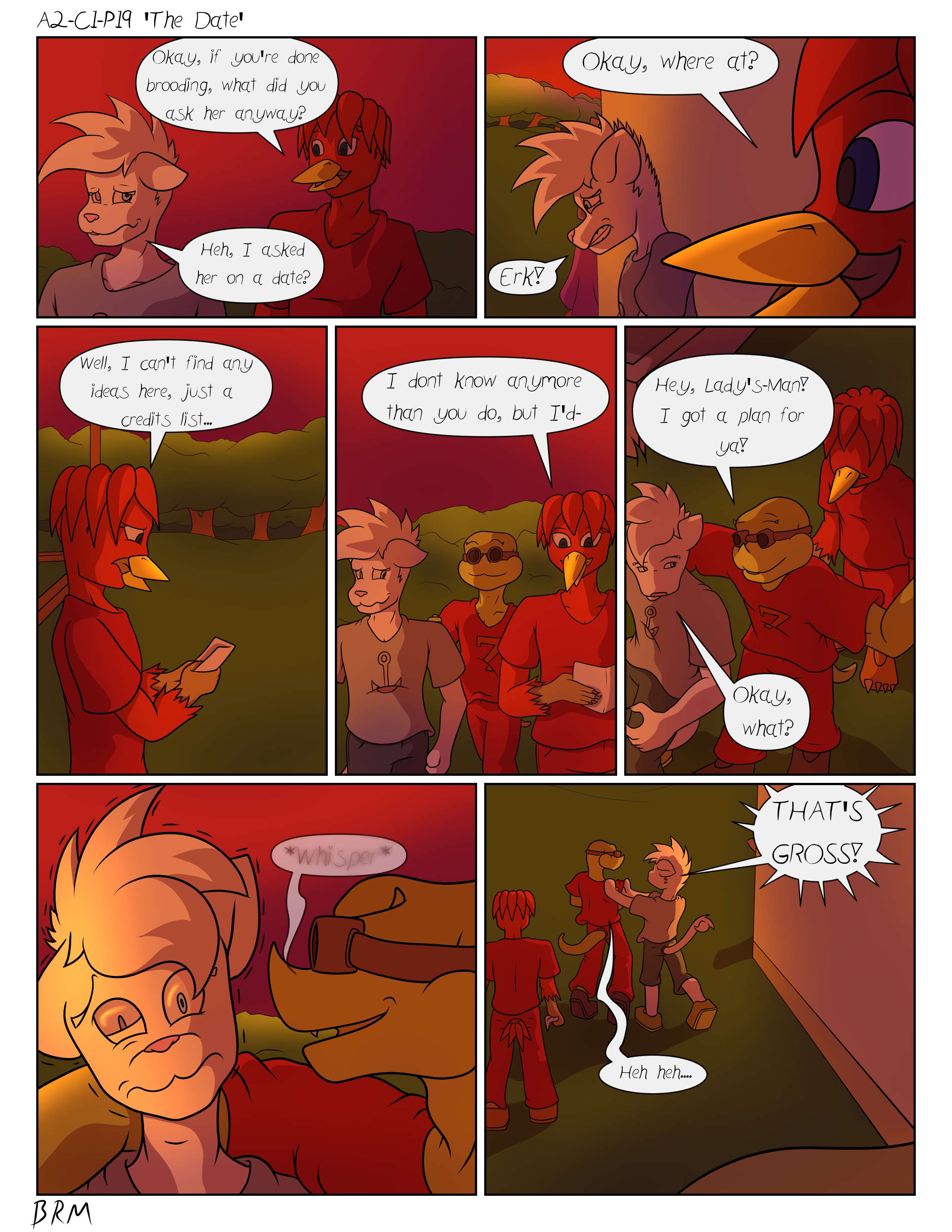 A2-C1-P19 'The Date'