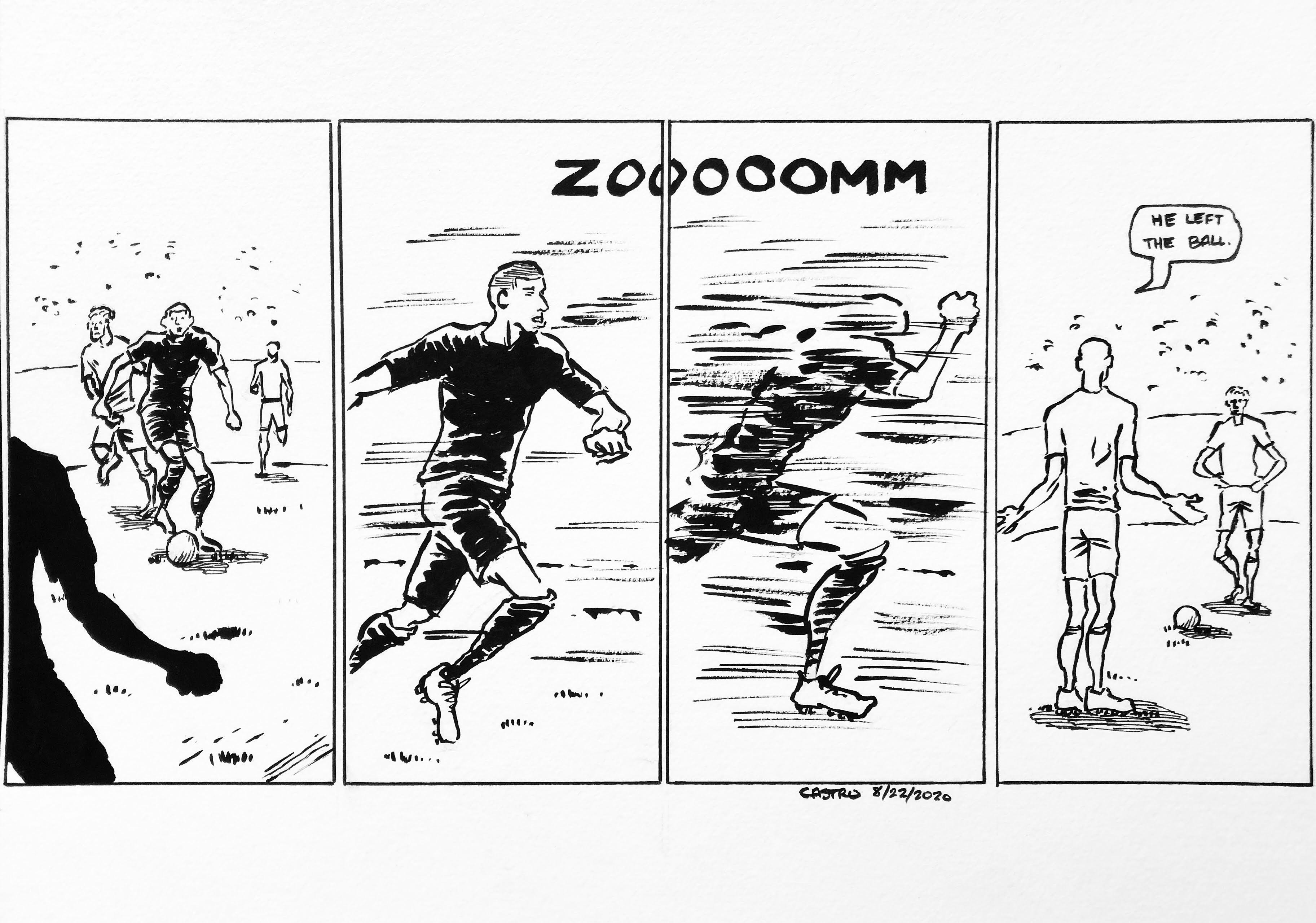 Football Sprint