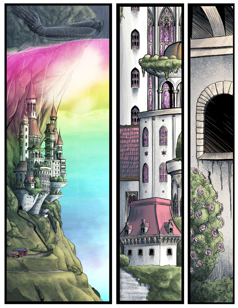 Chapter 1: Ozymandias pg 4
