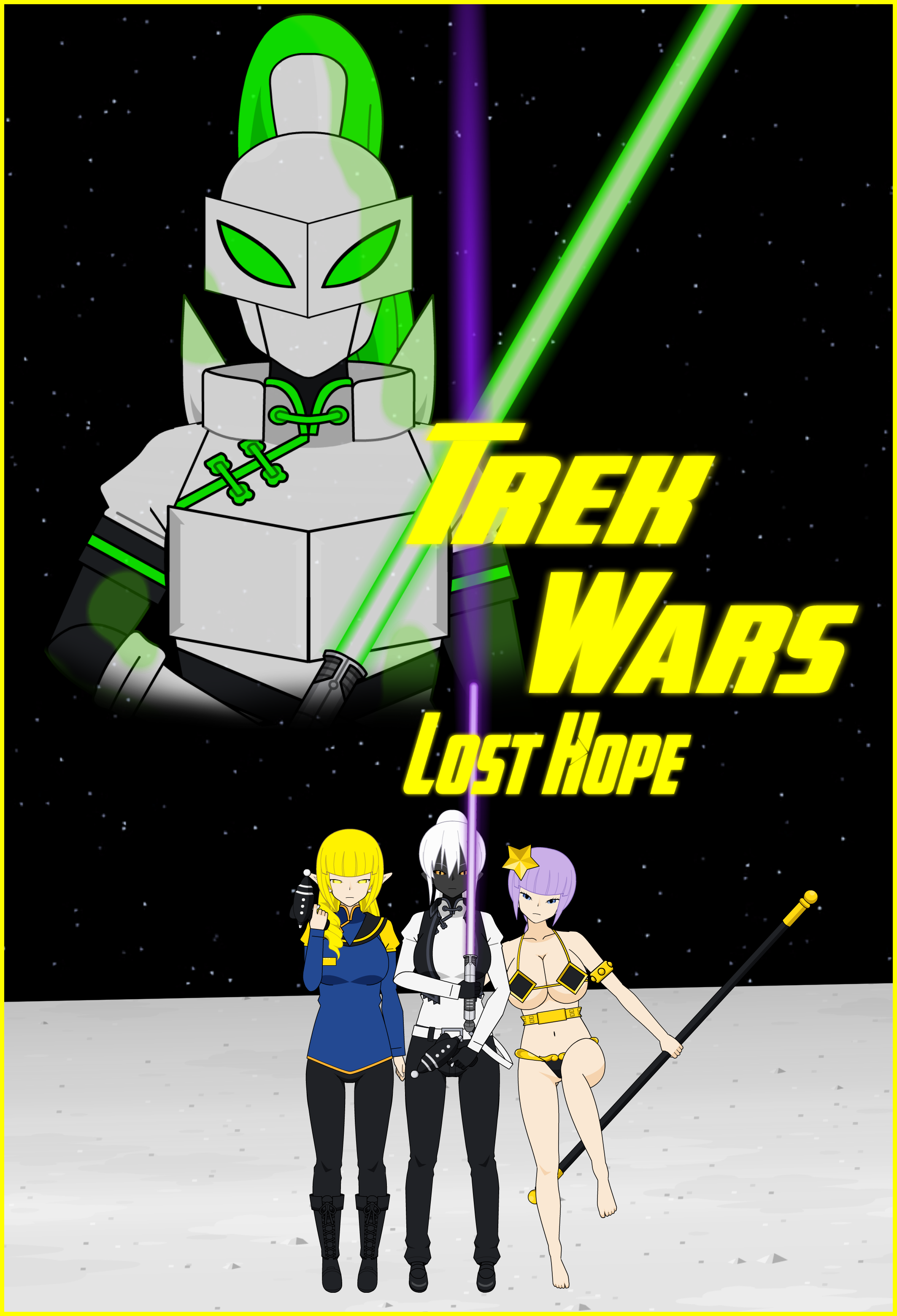 Trek Wars: Lost Hope