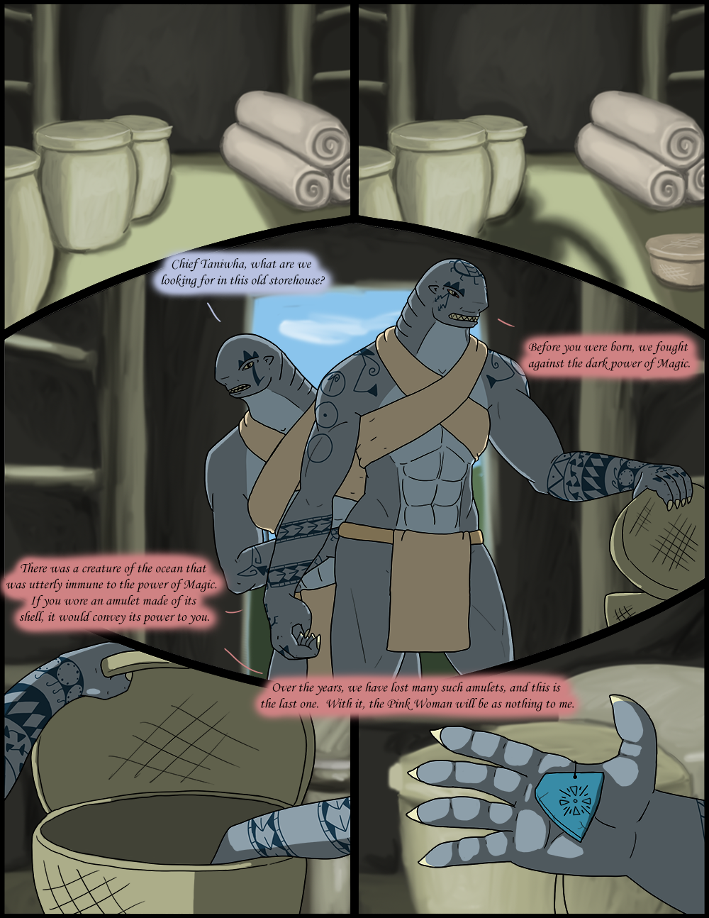 The Wide Ocean - Page 178