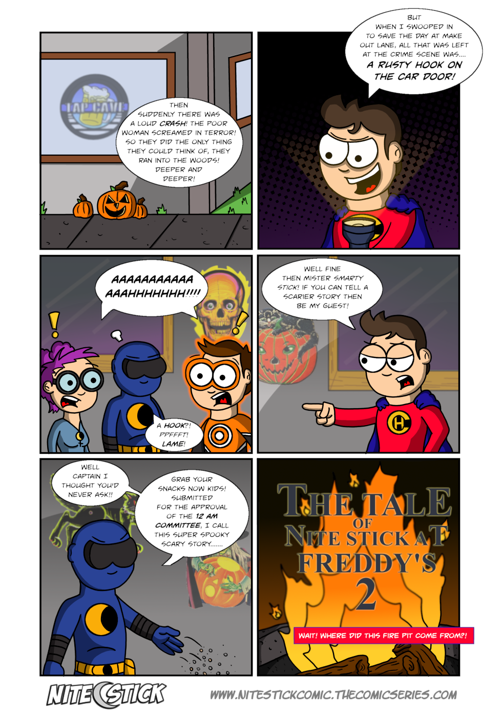Issue 11: Page 1