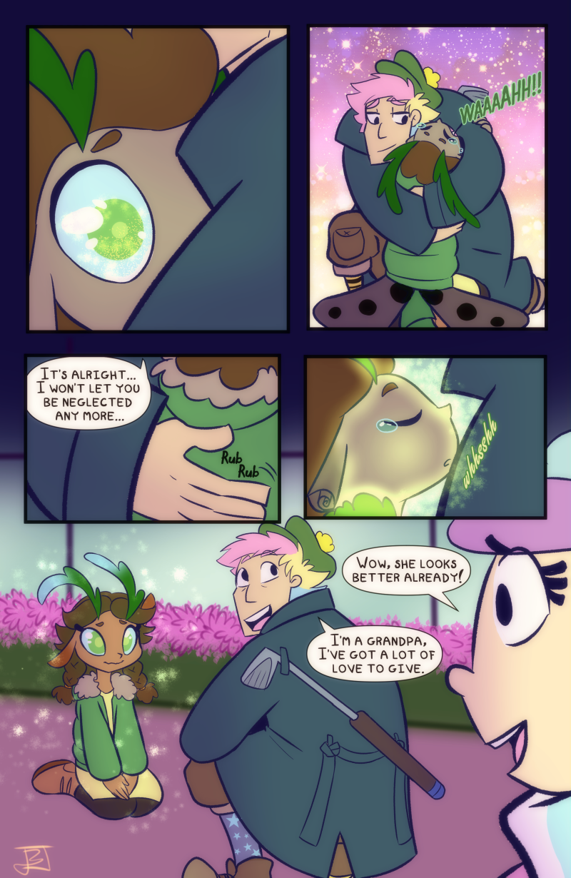 Chapter 5: Affection Starved - Page 5
