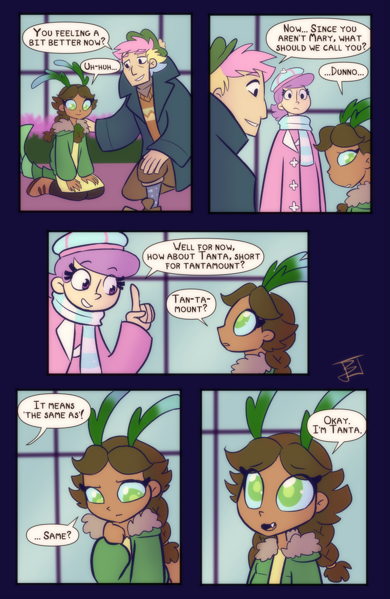 Chapter 5: Affection Starved - Page 6