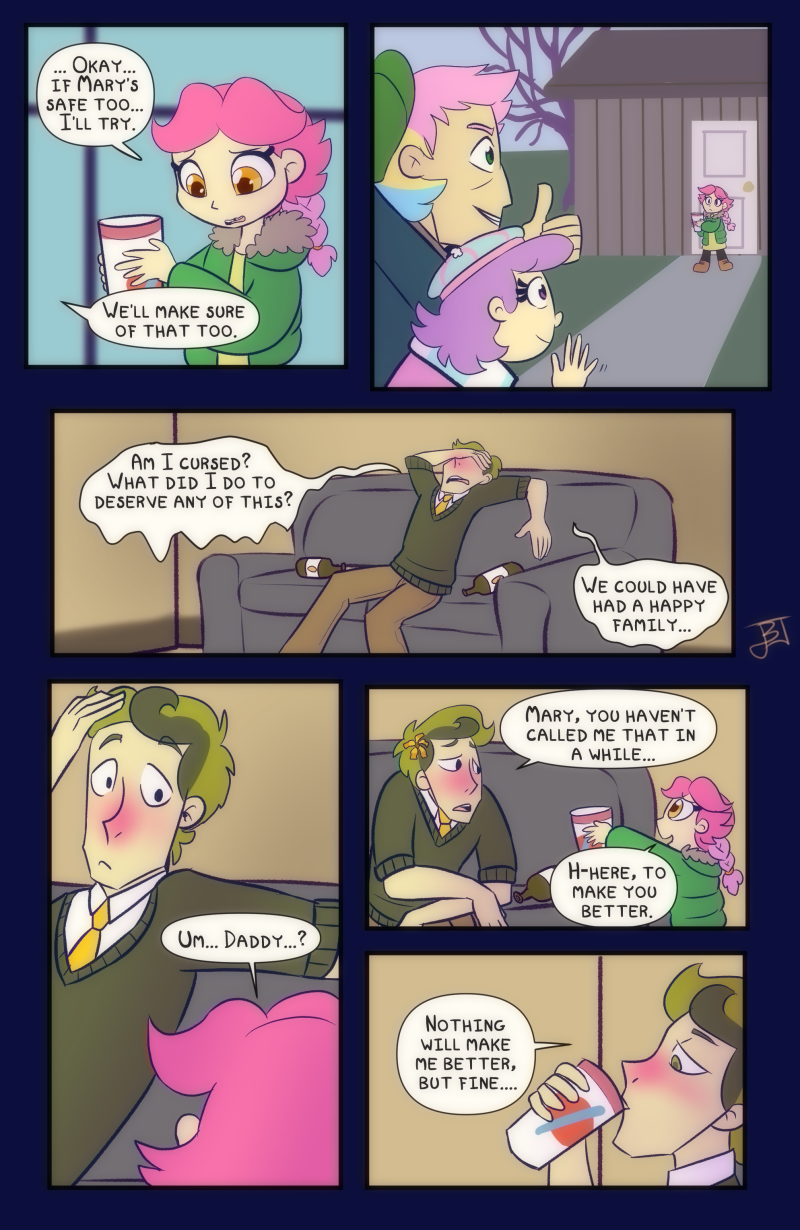 Chapter 5: Affection Starved - Page 11