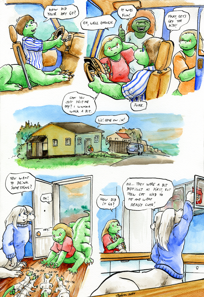 Growing Troubles 56