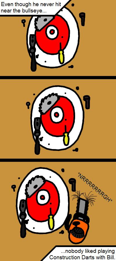 Construction Darts