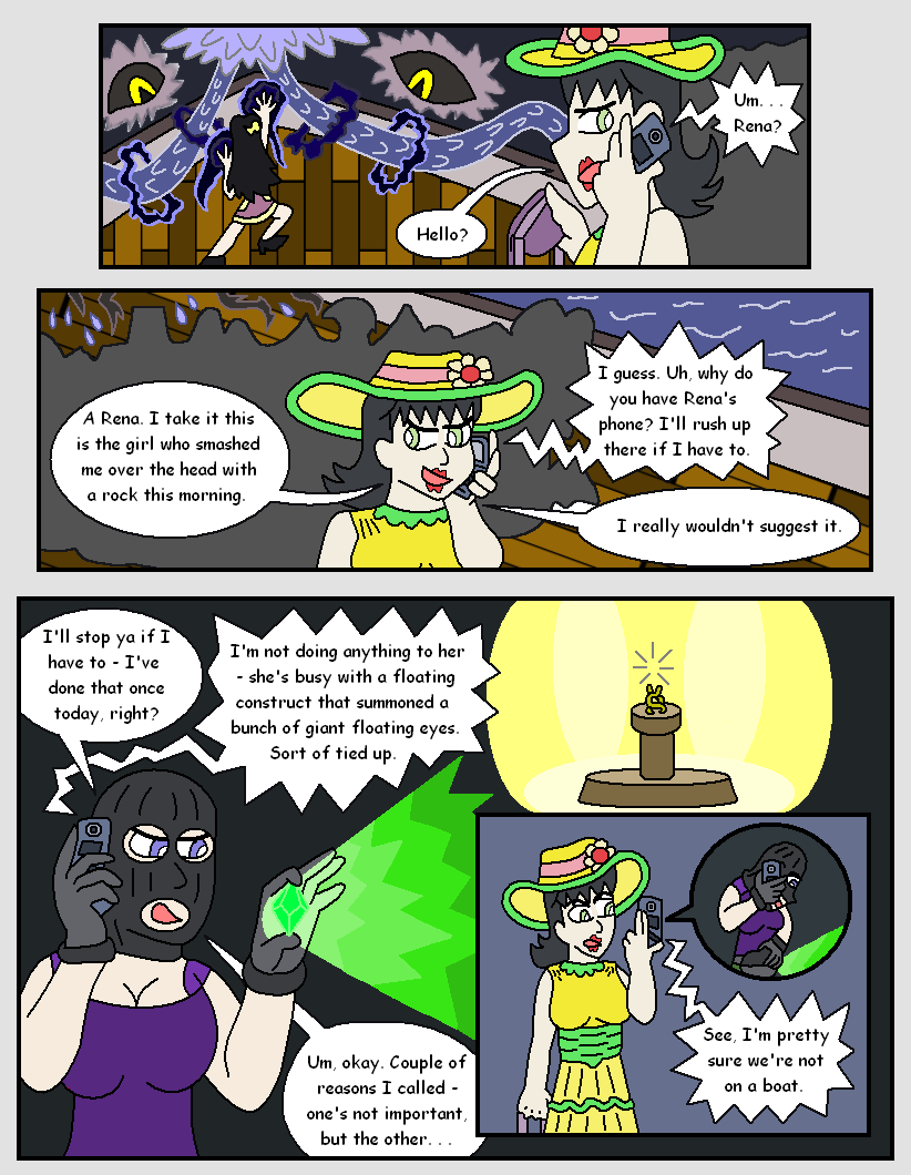 The Nine Eyes, Page 11