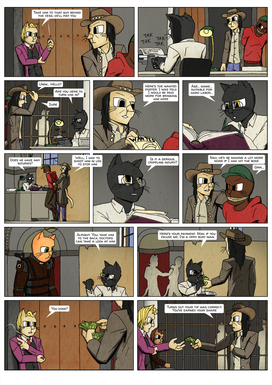Ninth Life page 322