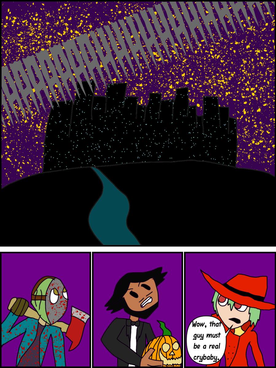 Fantomah by Jeremy7, 5 of 6