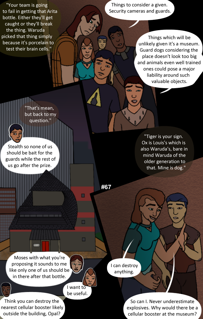 Loaded Stone: Page 67