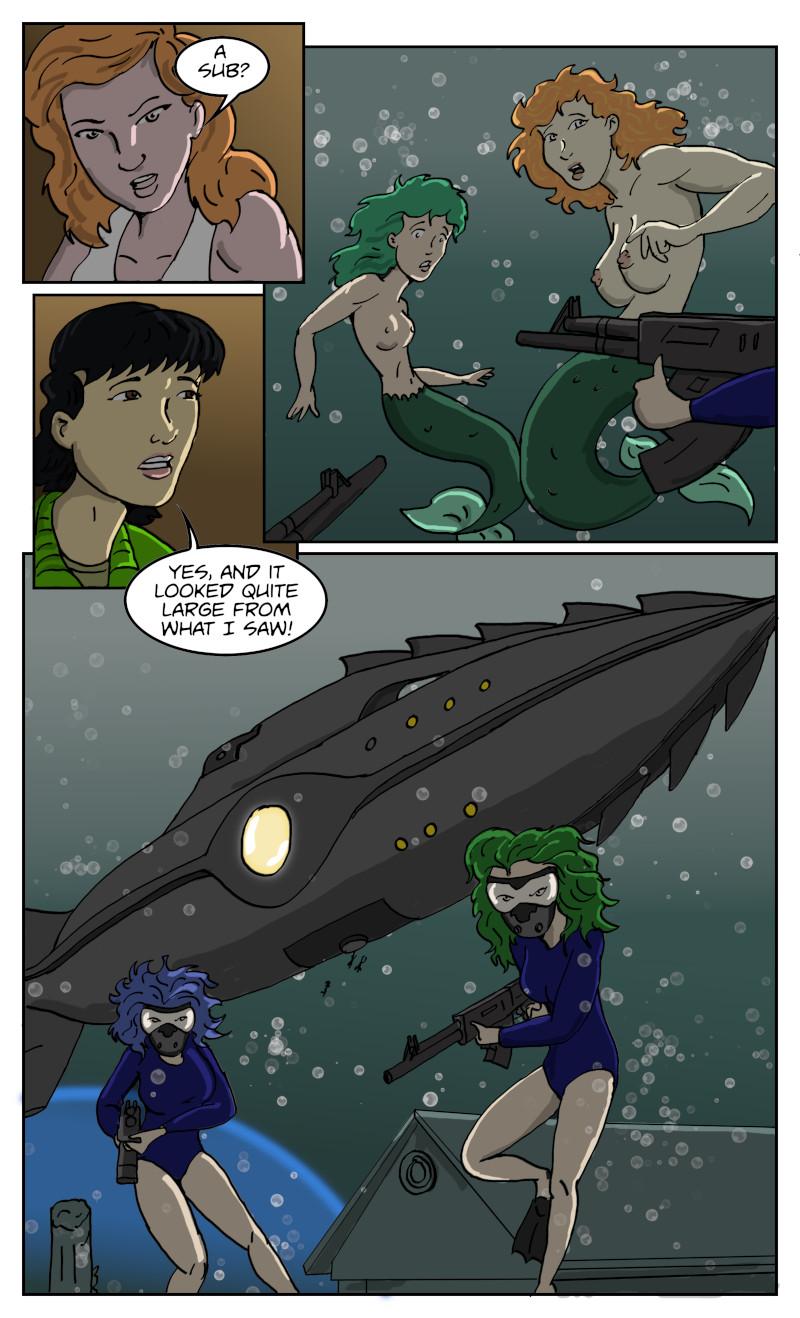 16- Submarine?
