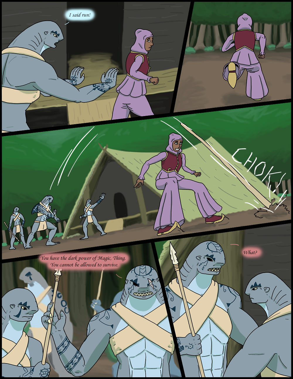 The Wide Ocean - Page 181