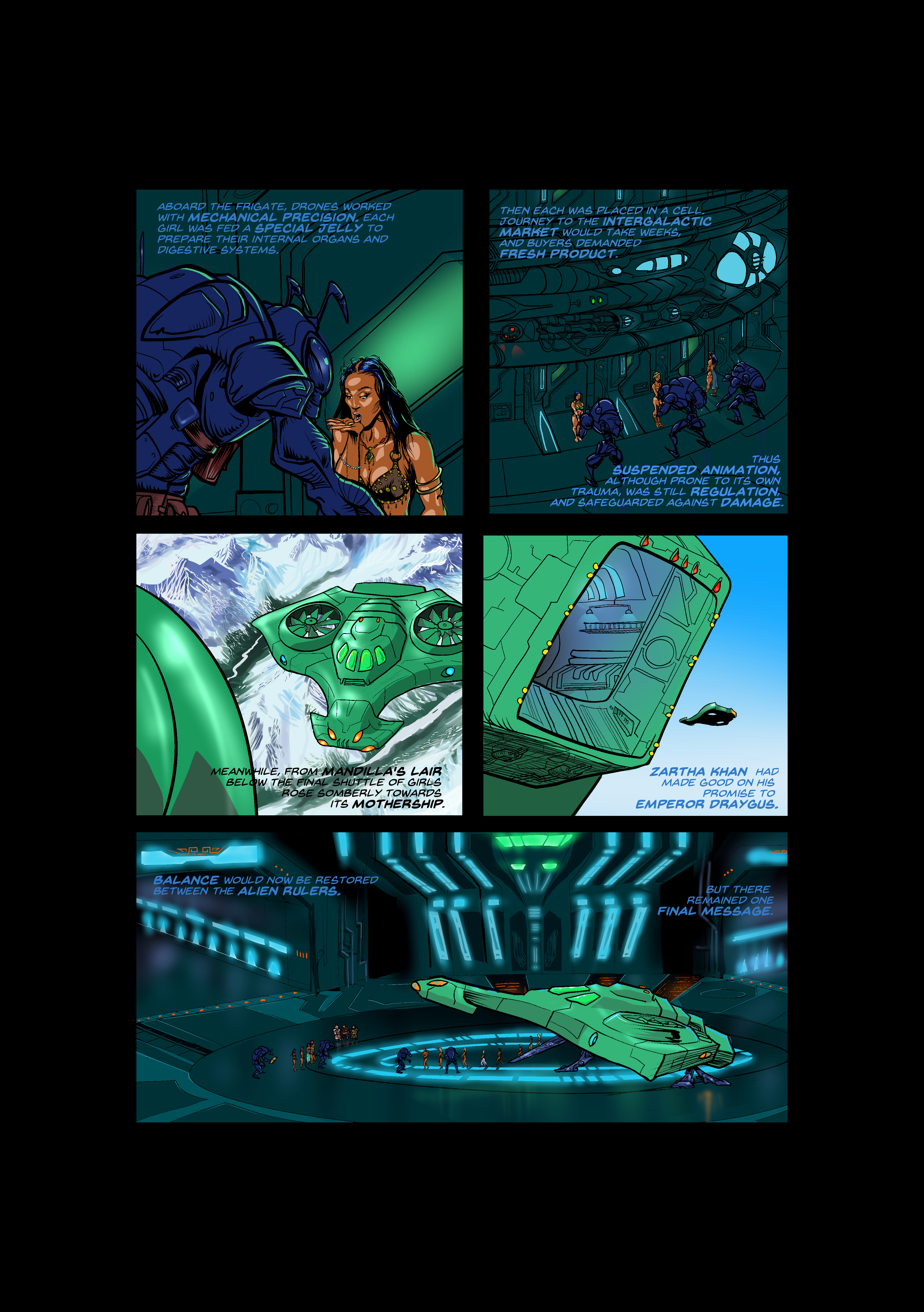 Prince of the Astral Kingdom chapter 2 pg 38