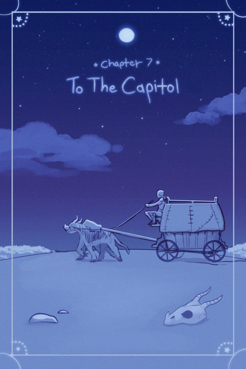 Chapter 7 - To The Capitol