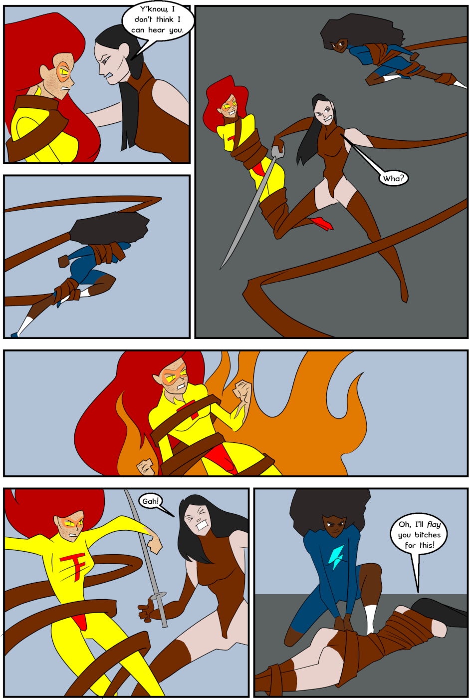 Page 22: issue 3 - Protect, Defend, DESTROY!