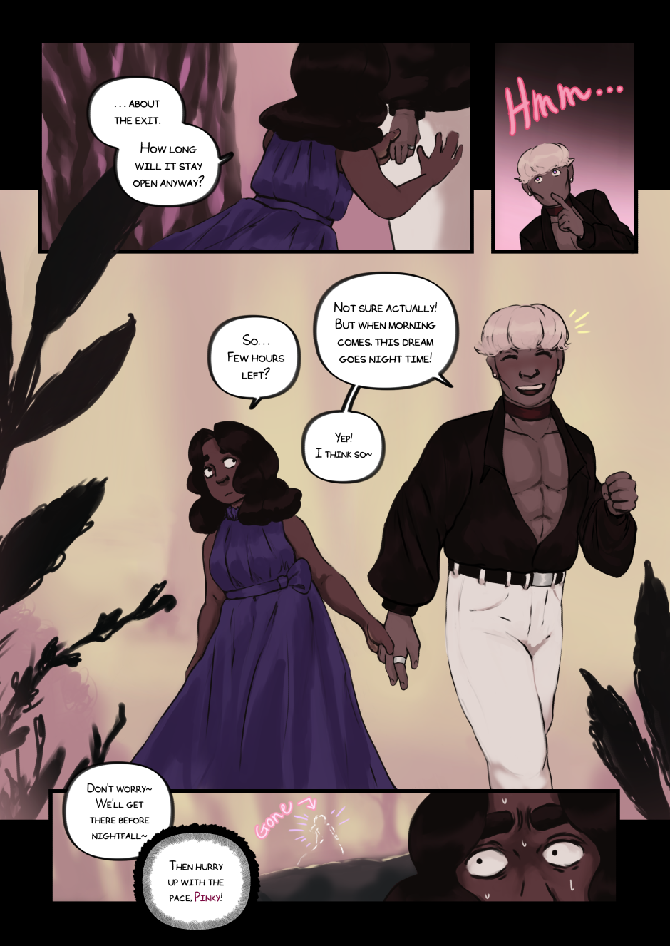 Entice Me [Part III] | Page 11