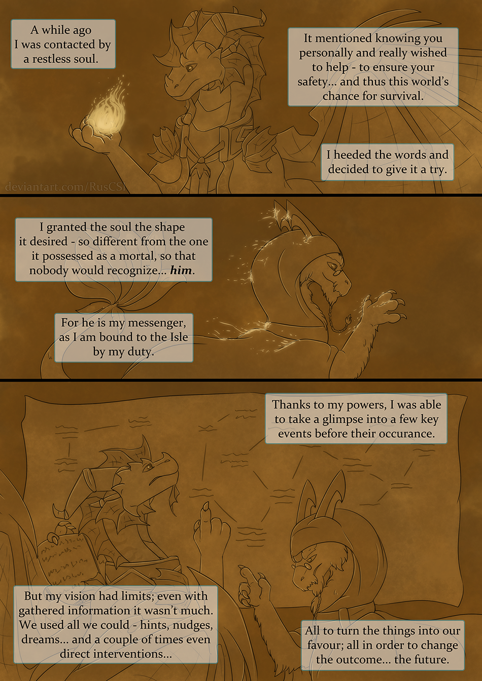 The Isle - page 34