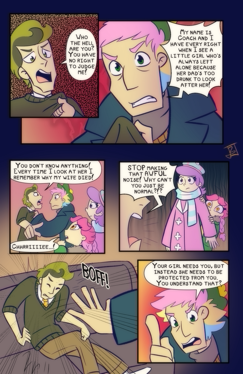 Chapter 5: Affection Starved - Page 13