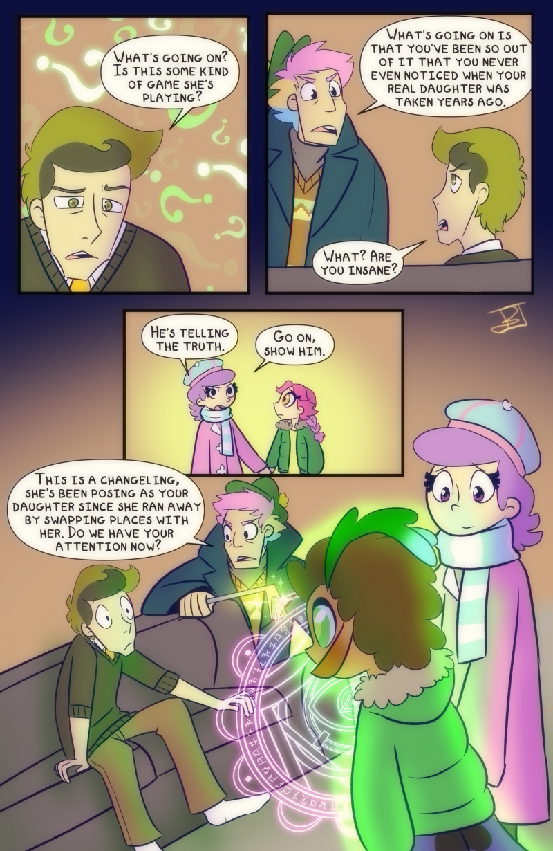 Chapter 5: Affection Starved - Page 15