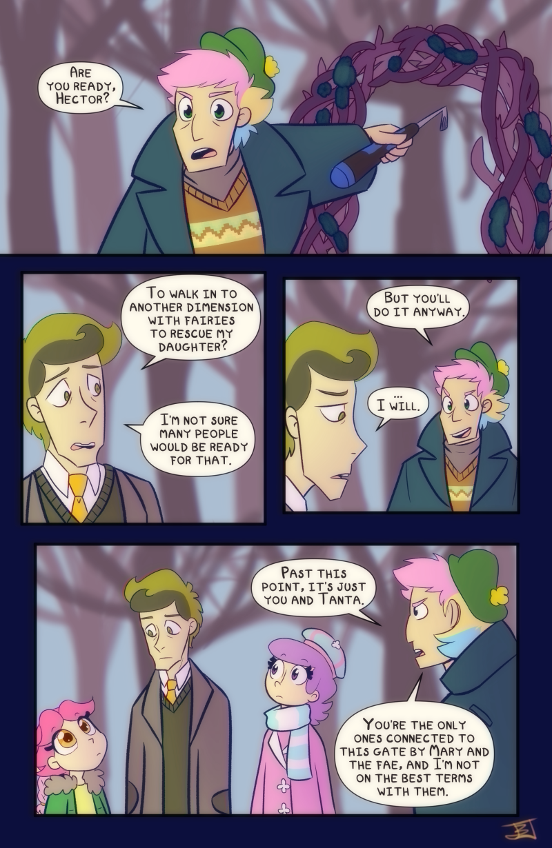 Chapter 5: Affection Starved - Page 18