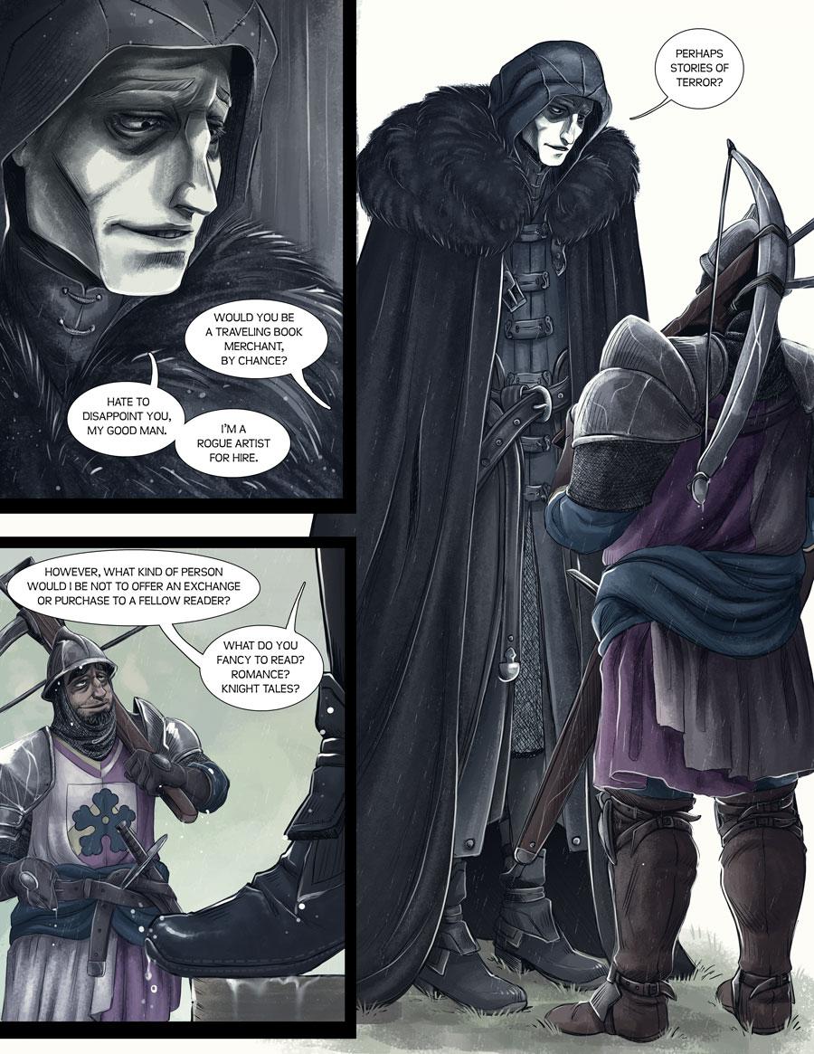 Chapter 1: Ozymandias pg 9