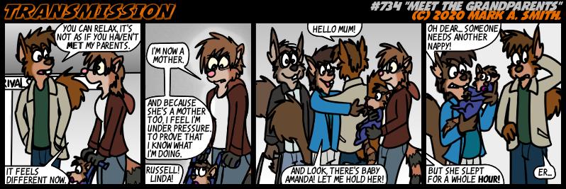 #734 Meet The Grandparents