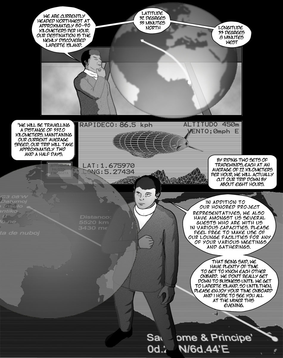 Polaris Book 2 Chapter 1 page 14