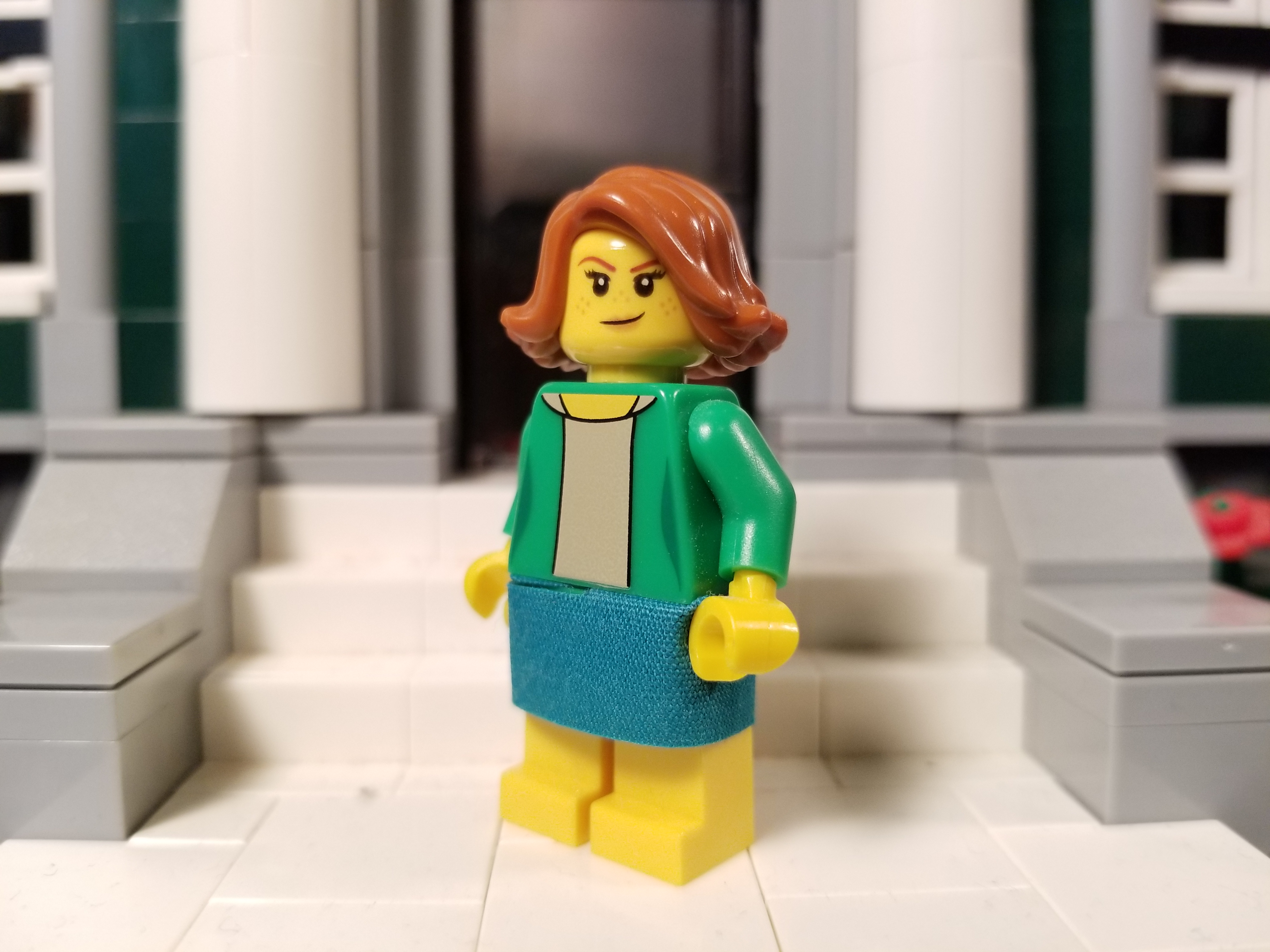 Bettina Timmy as Lego Minific (by ccznen)