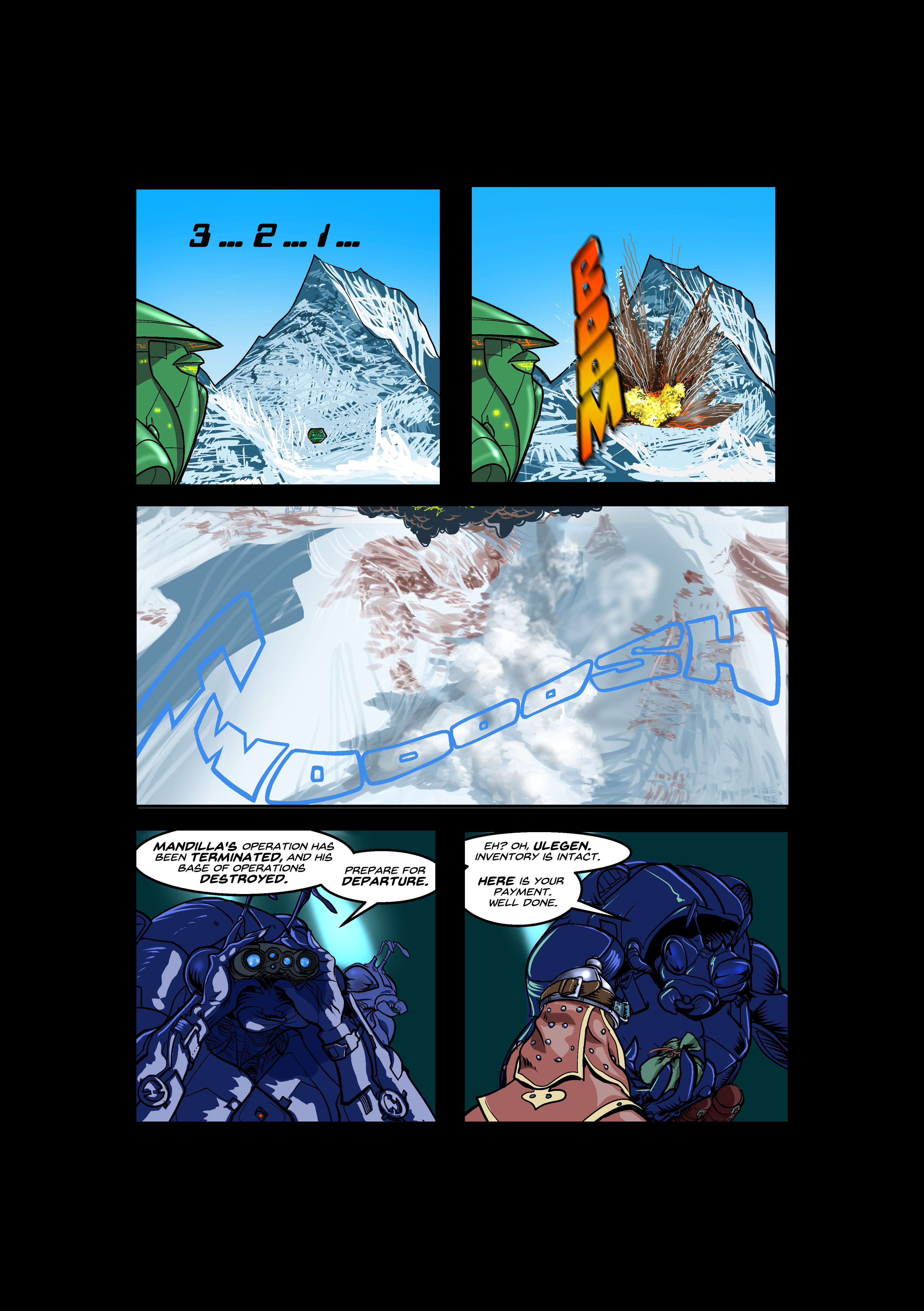 Prince of the Astral Kingdom chapter 2 pg 39