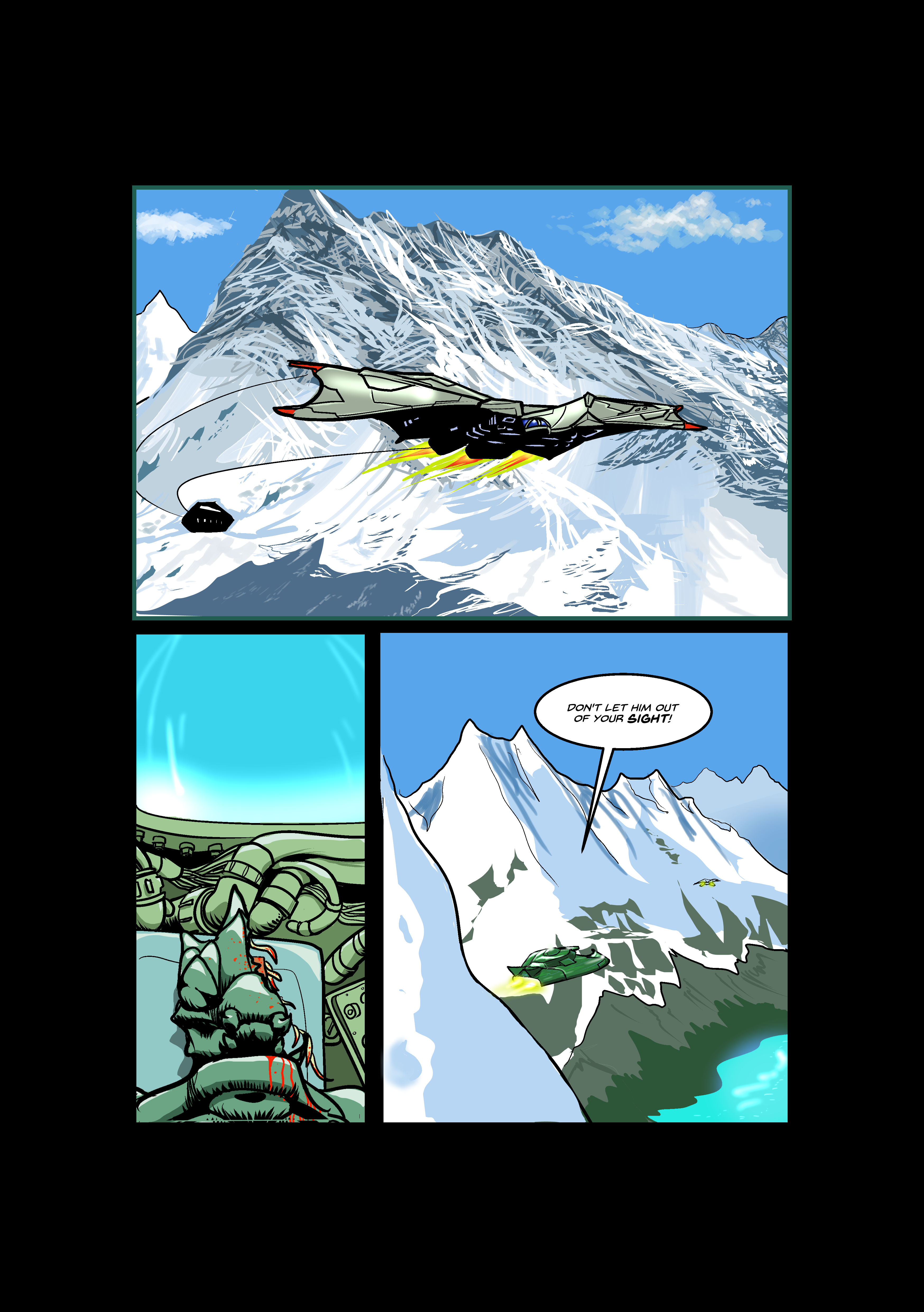 prince of the Astral Kingdom chapter 2 pg 12