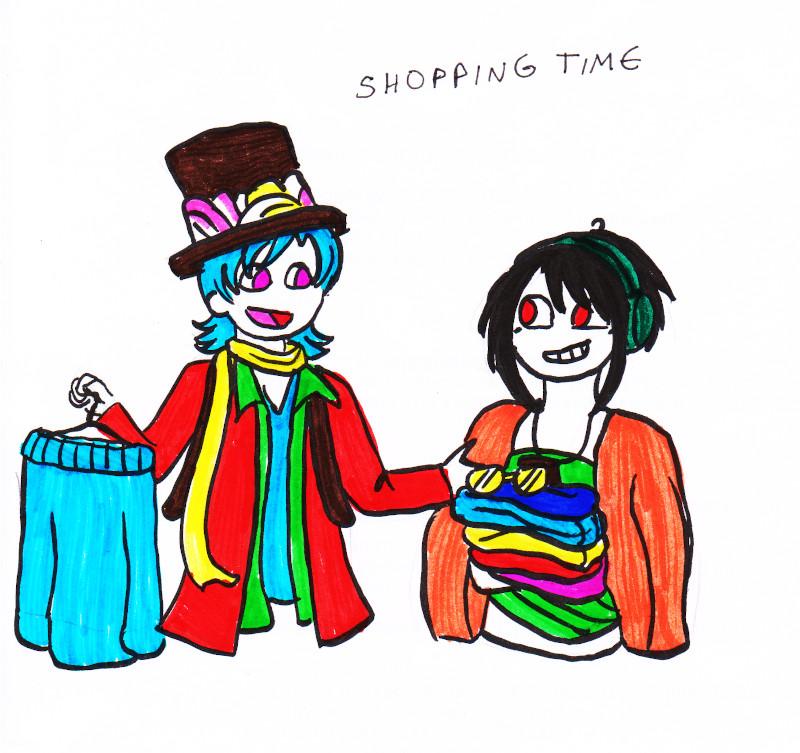 Shoppin!