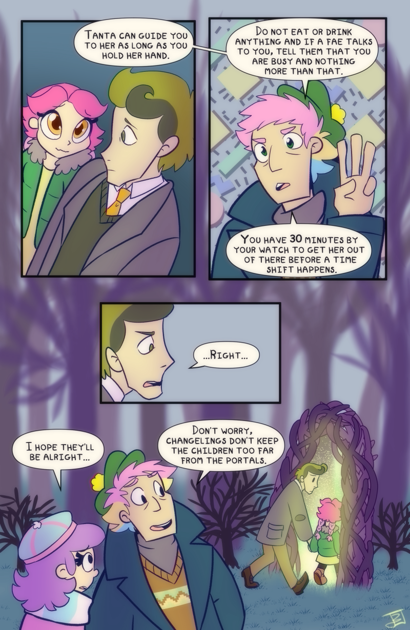 Chapter 5: Affection Starved - Page 19