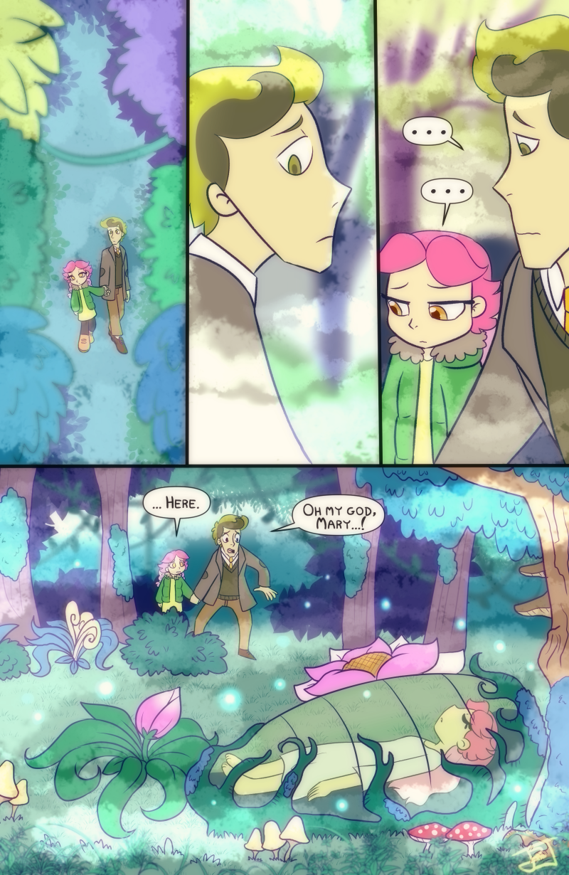 Chapter 5: Affection Starved - Page 20