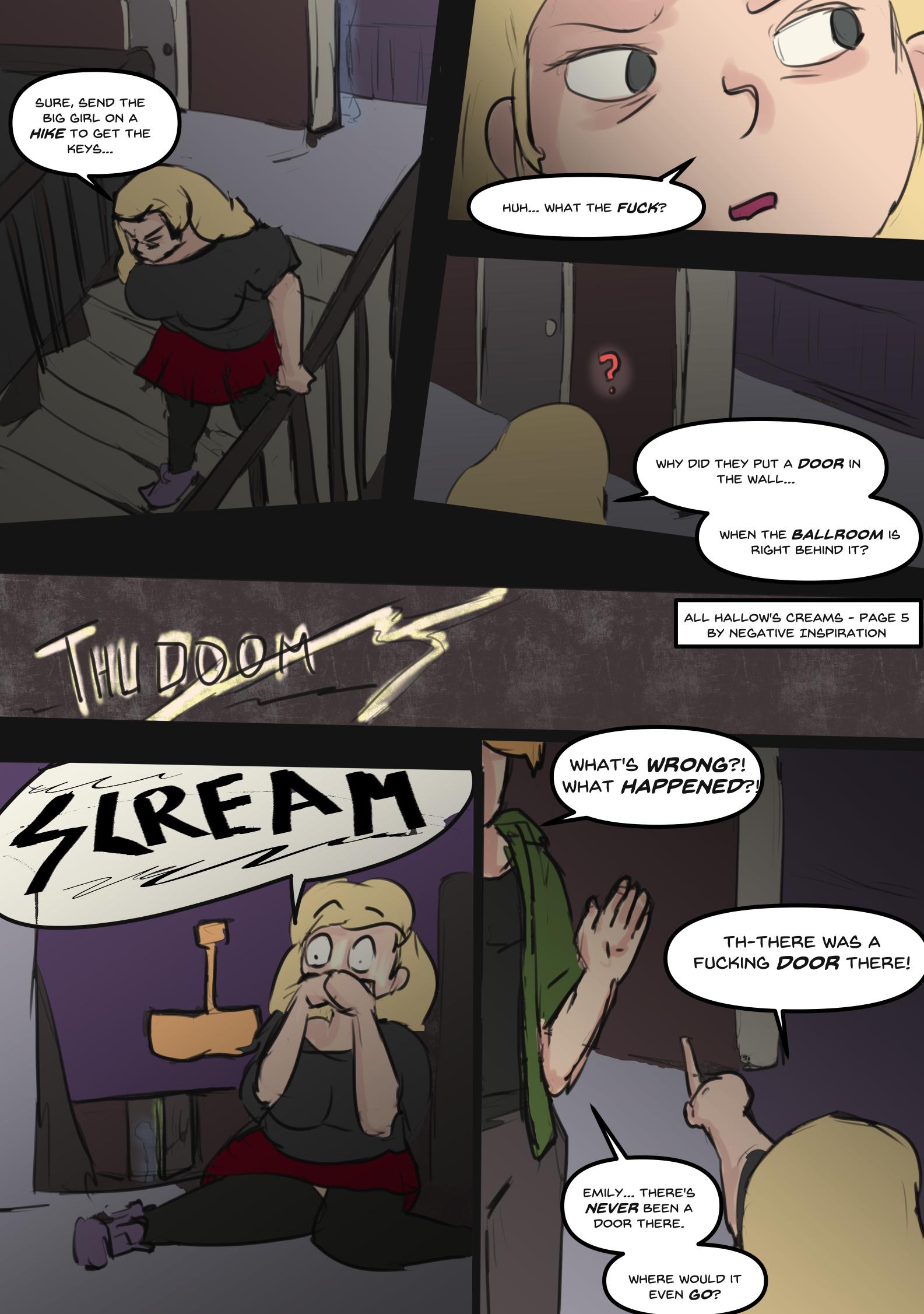All Hallows Creams - Page 05