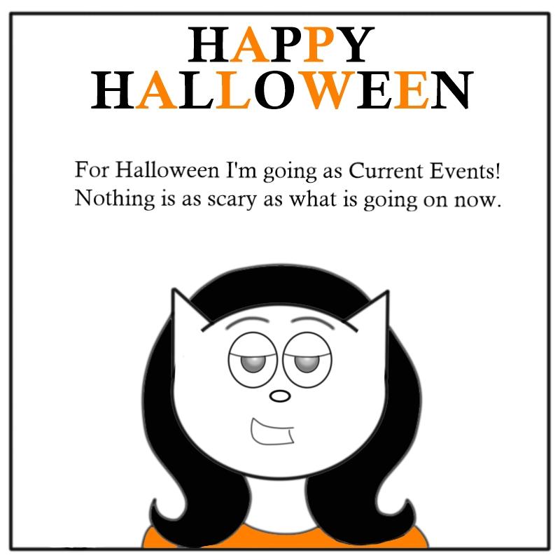 Halloween 2020 Style