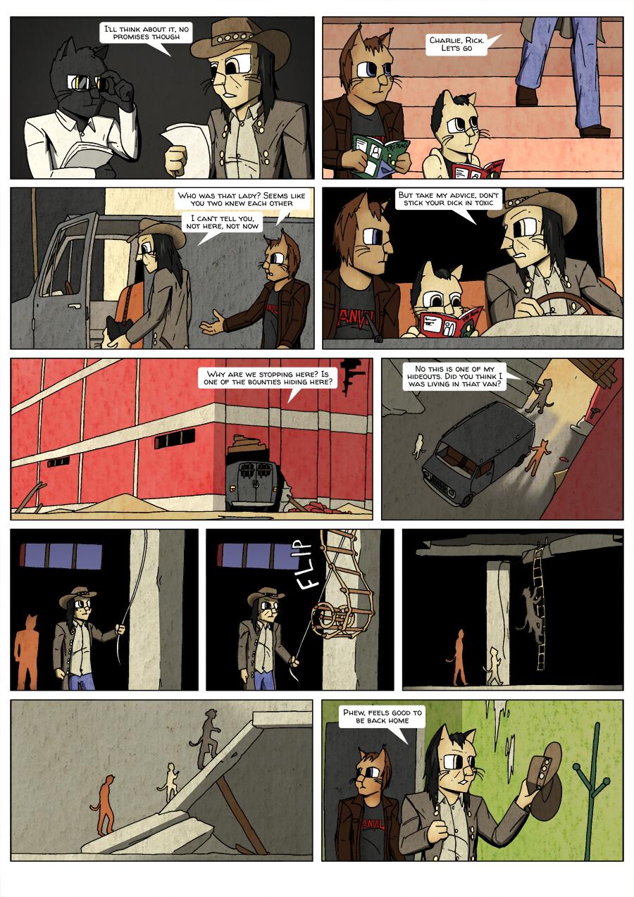 Ninth Life page 327