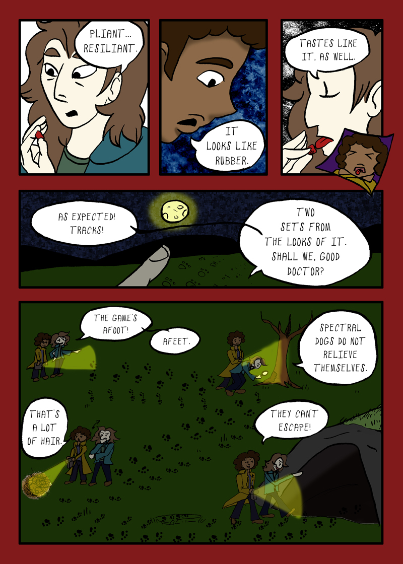 Signs of Three by BlueDragon, 2 of 4
