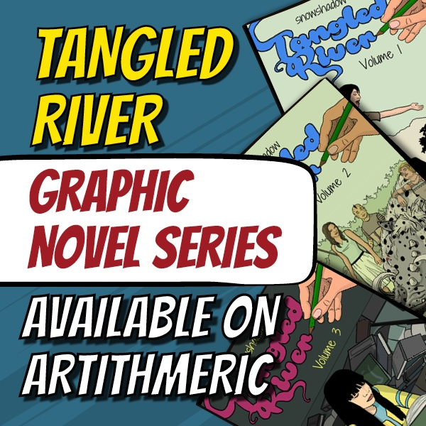 Tangled River Page 293