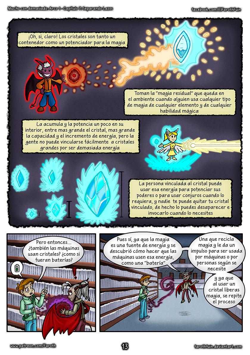 Cap 7 - Pag 13: Entendiendo los cristales