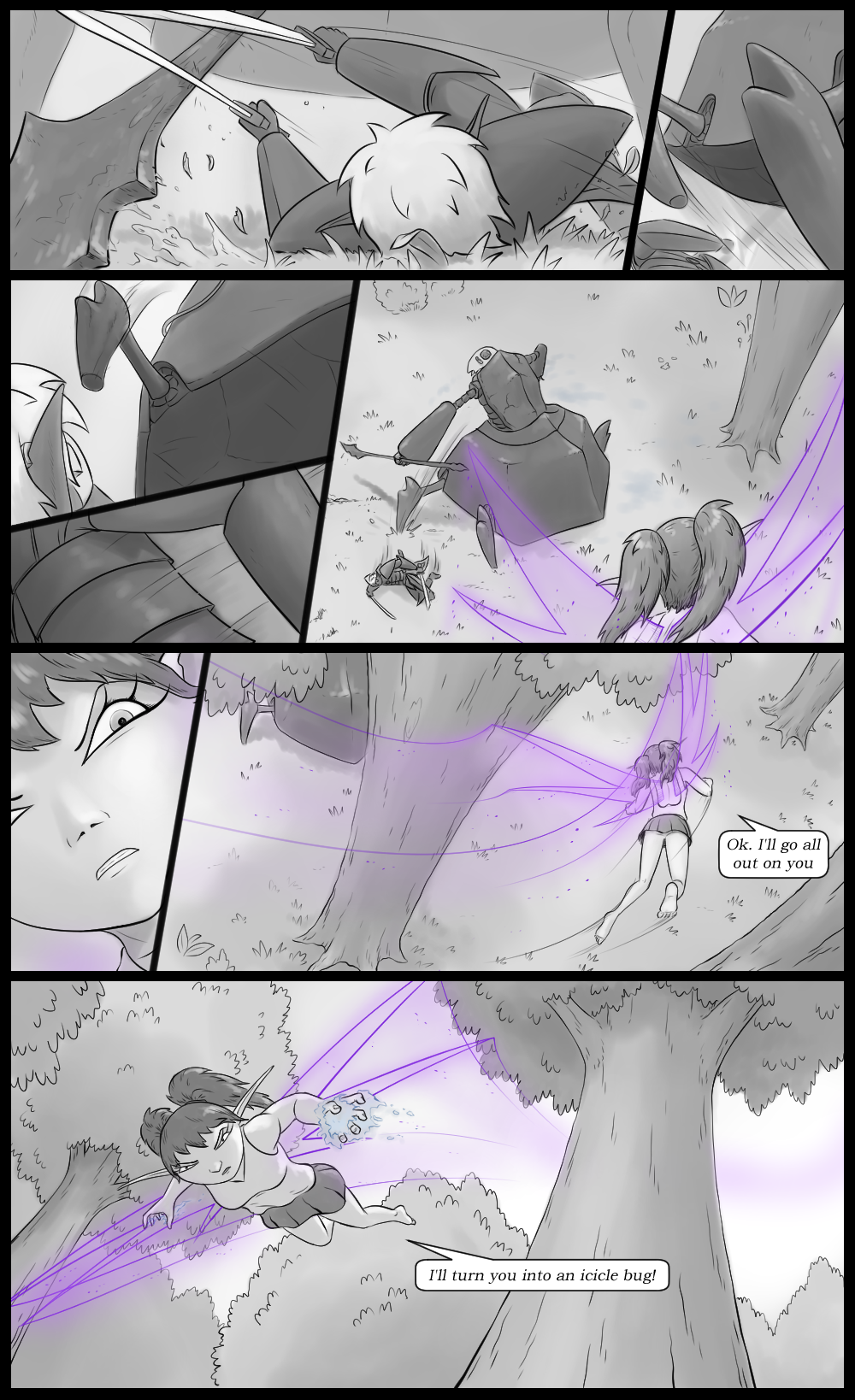 Page 95 - Fairy's Resolve