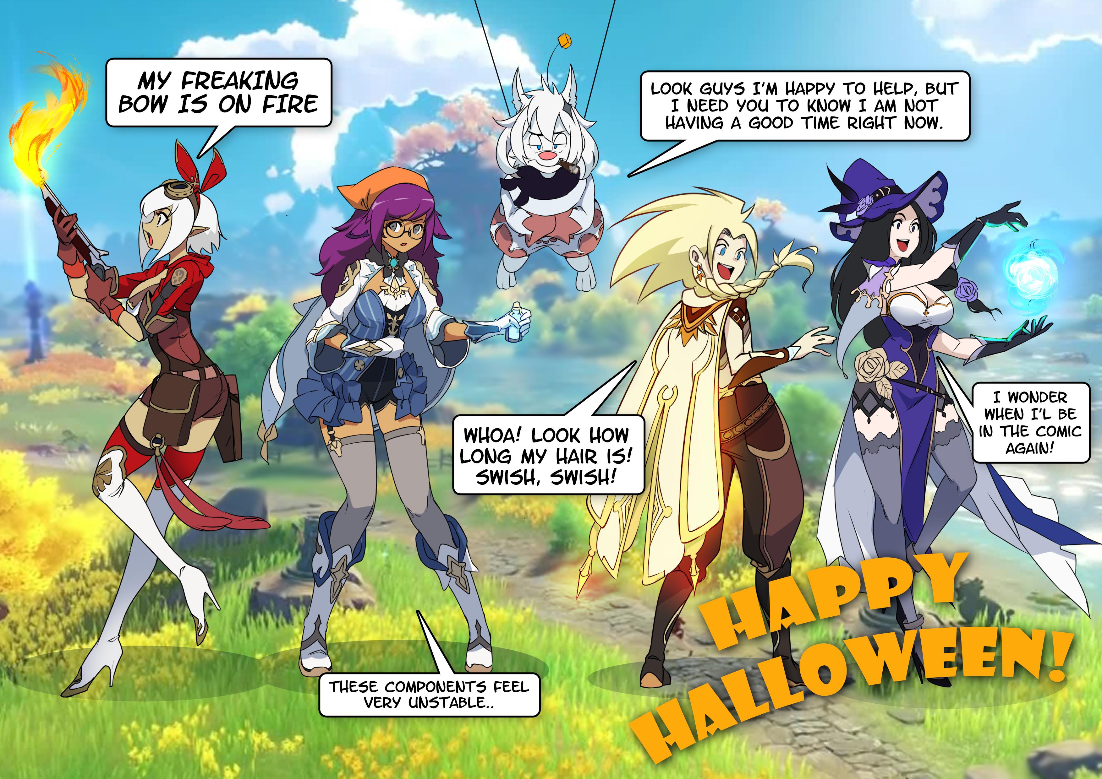 Halloween 2020!