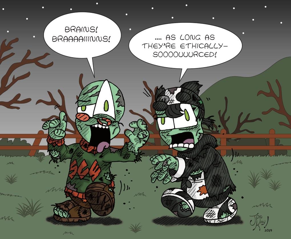 Halloween Exchange bonus content, part 1