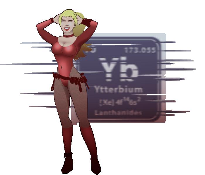 Dr. Ytterbium, Evil Genius (by lirvilas)