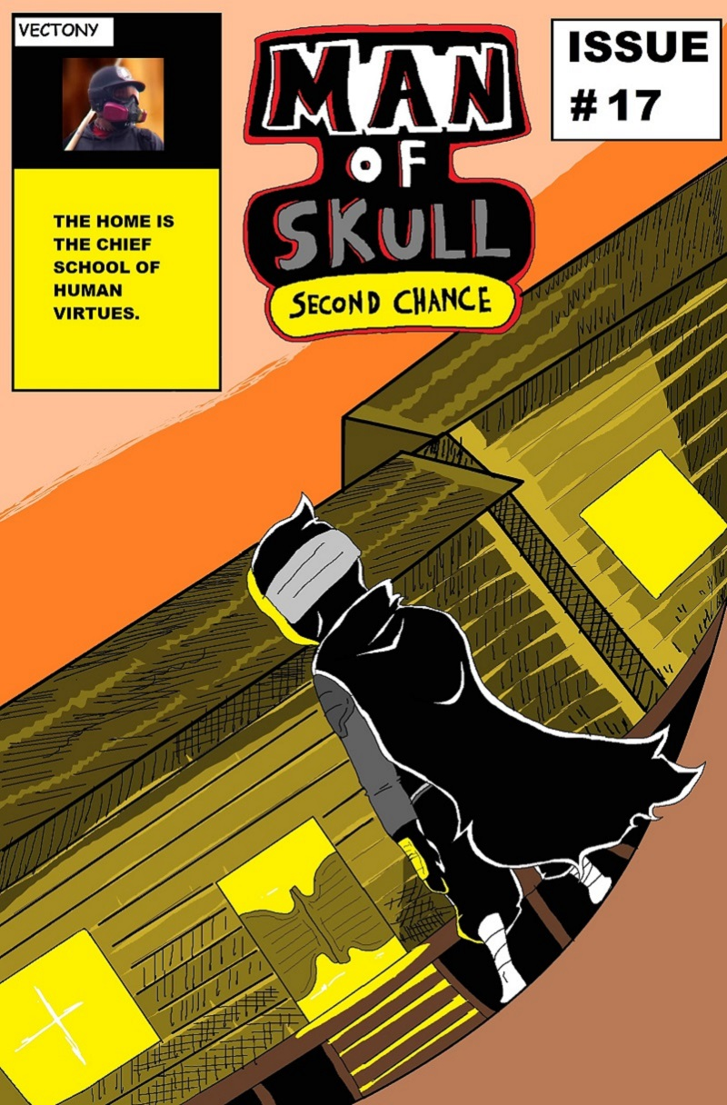 Man Of Skull Second Chance  17