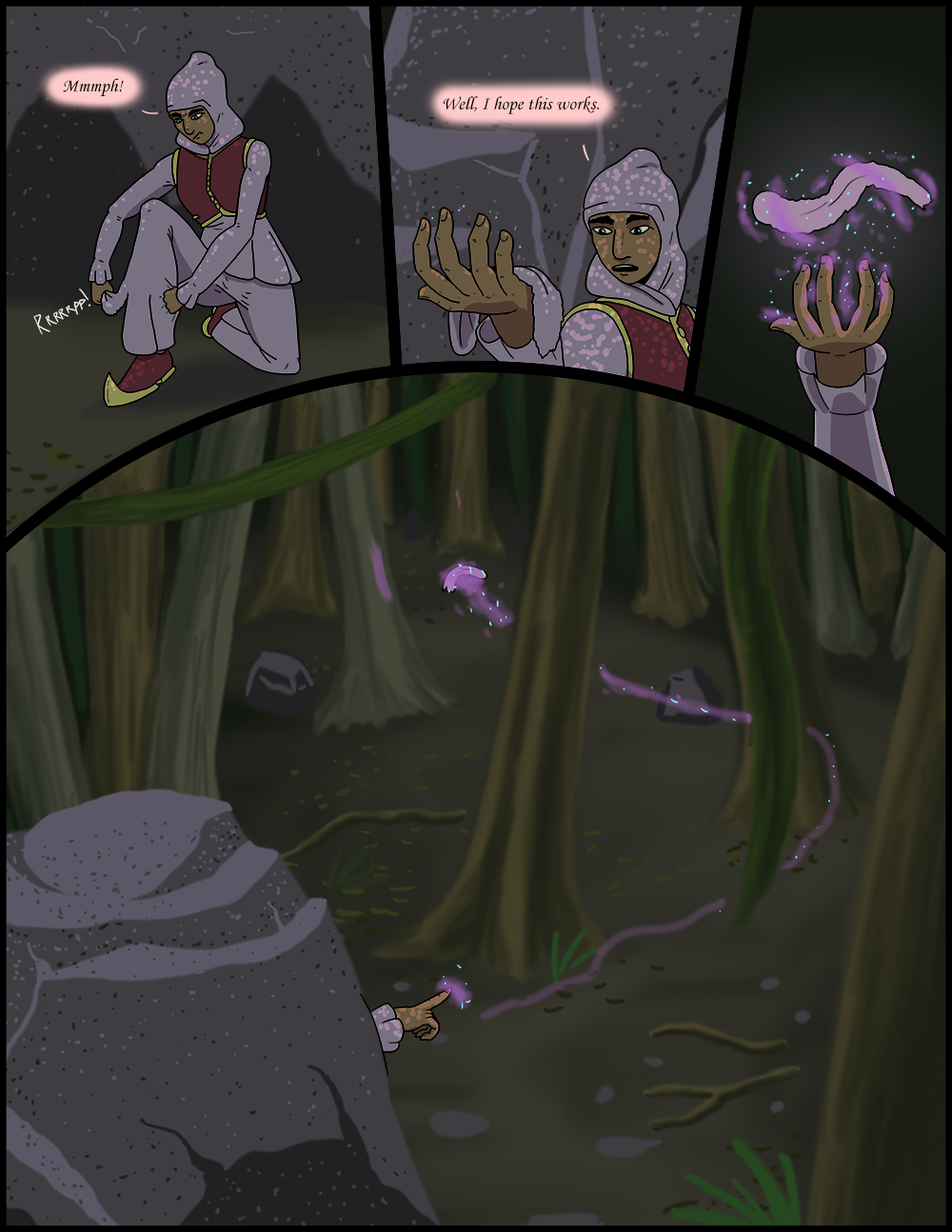 The Wide Ocean - Page 185