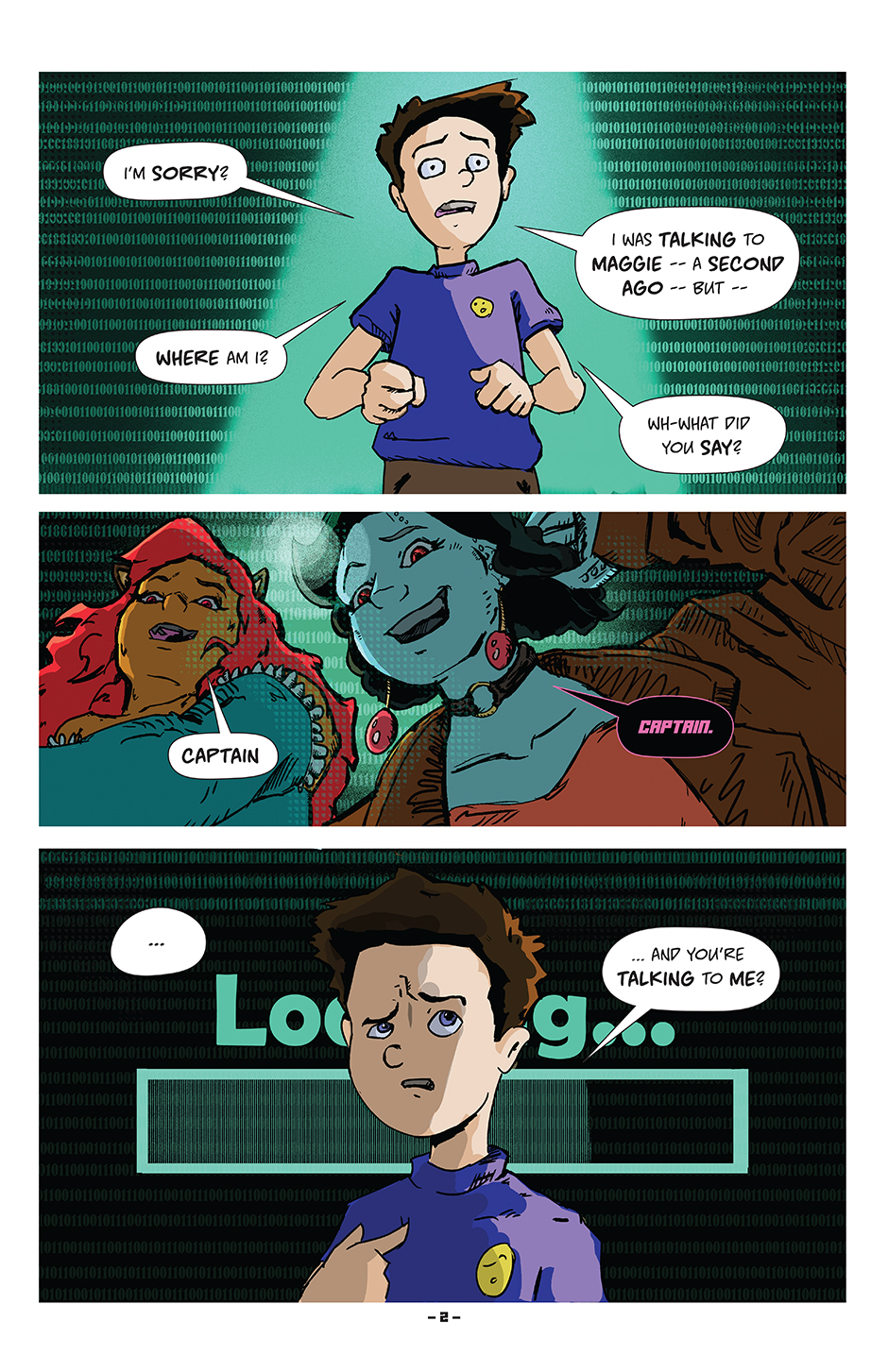 Issue 7, Page 2