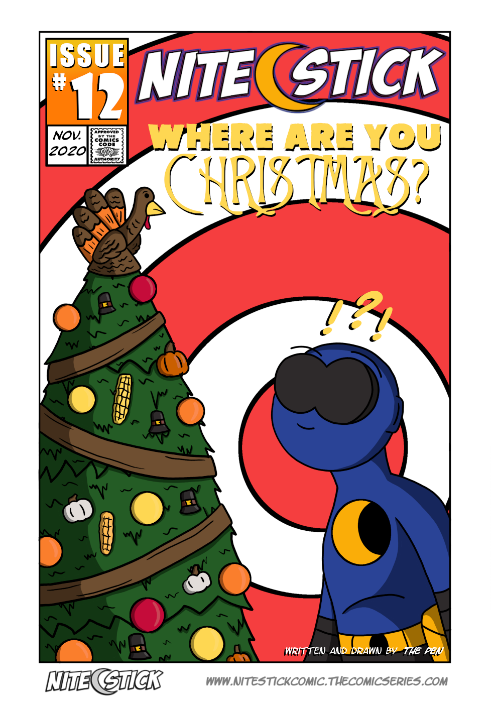 Issue 12: Where Are You Christmas?