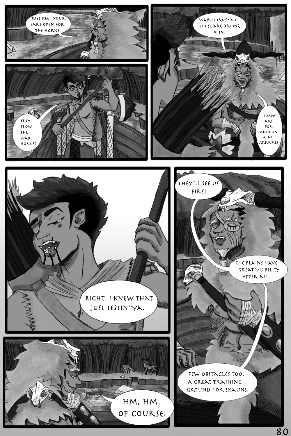 Bad Omen Page 80